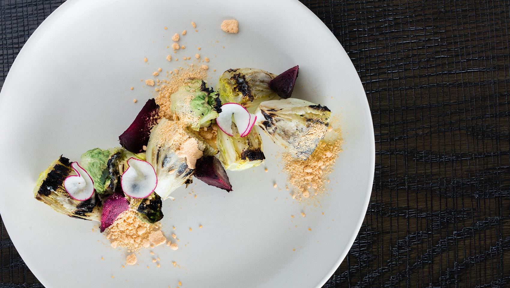 Avecita Salad with Roast Beets