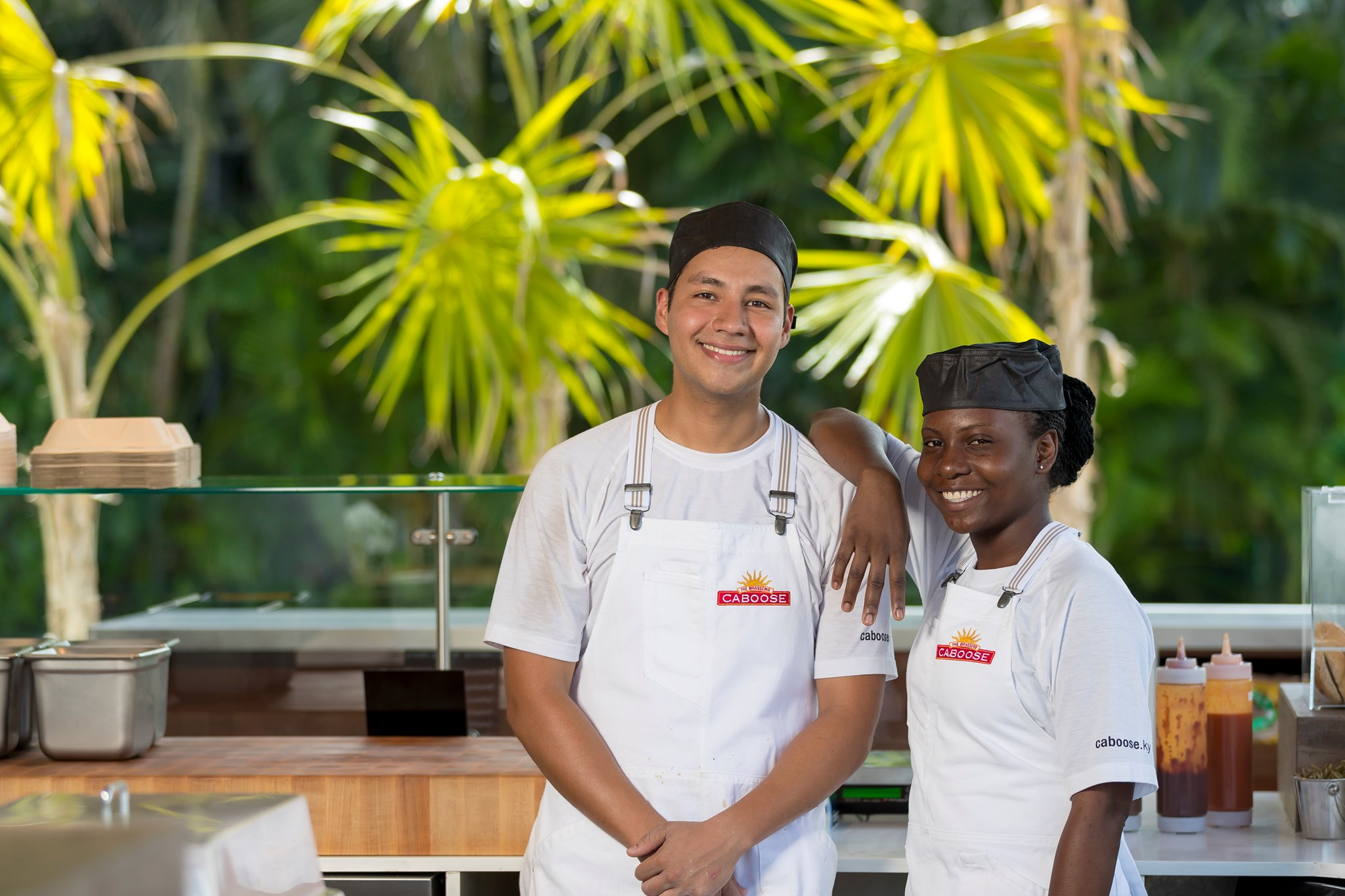 Caboose Chefs Cayman