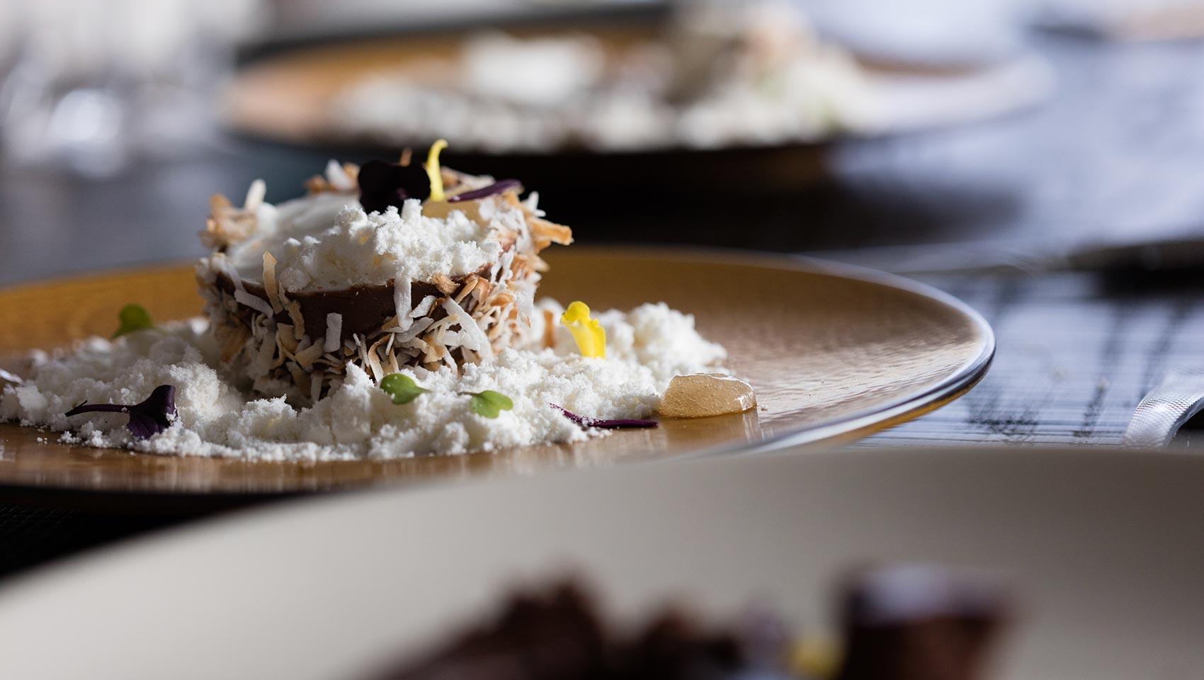 Avecita Cayman Coconut Dessert