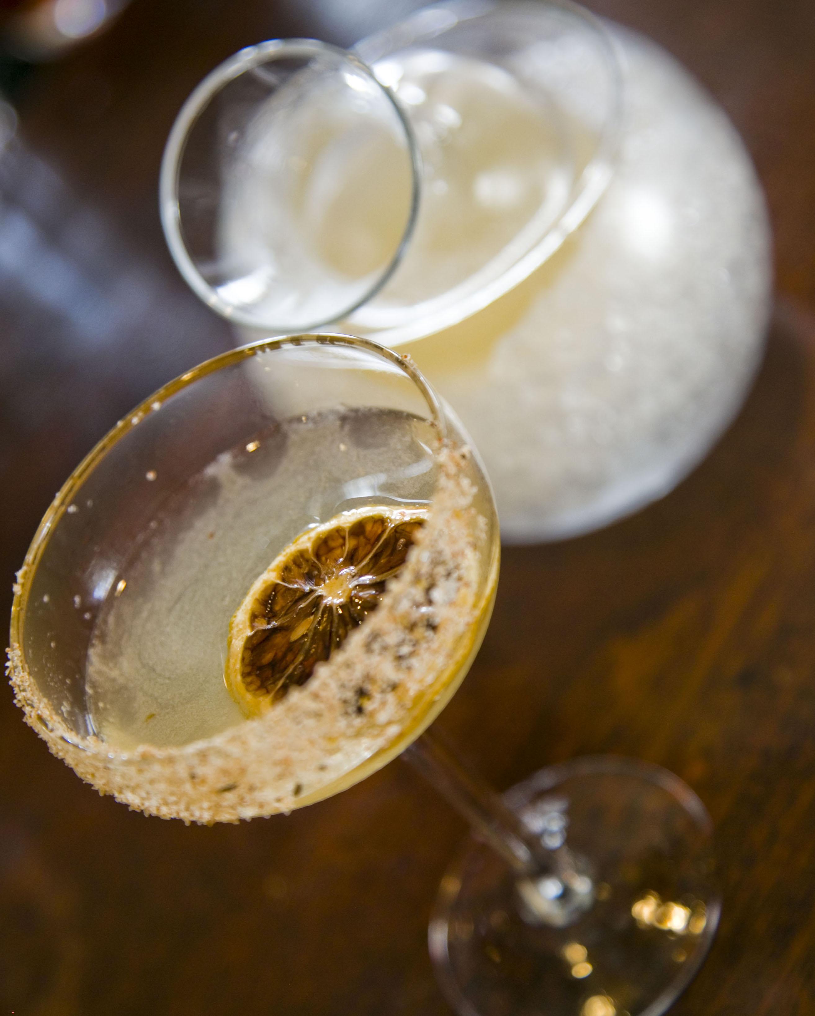 Catch Restaurant Cocktail Drink