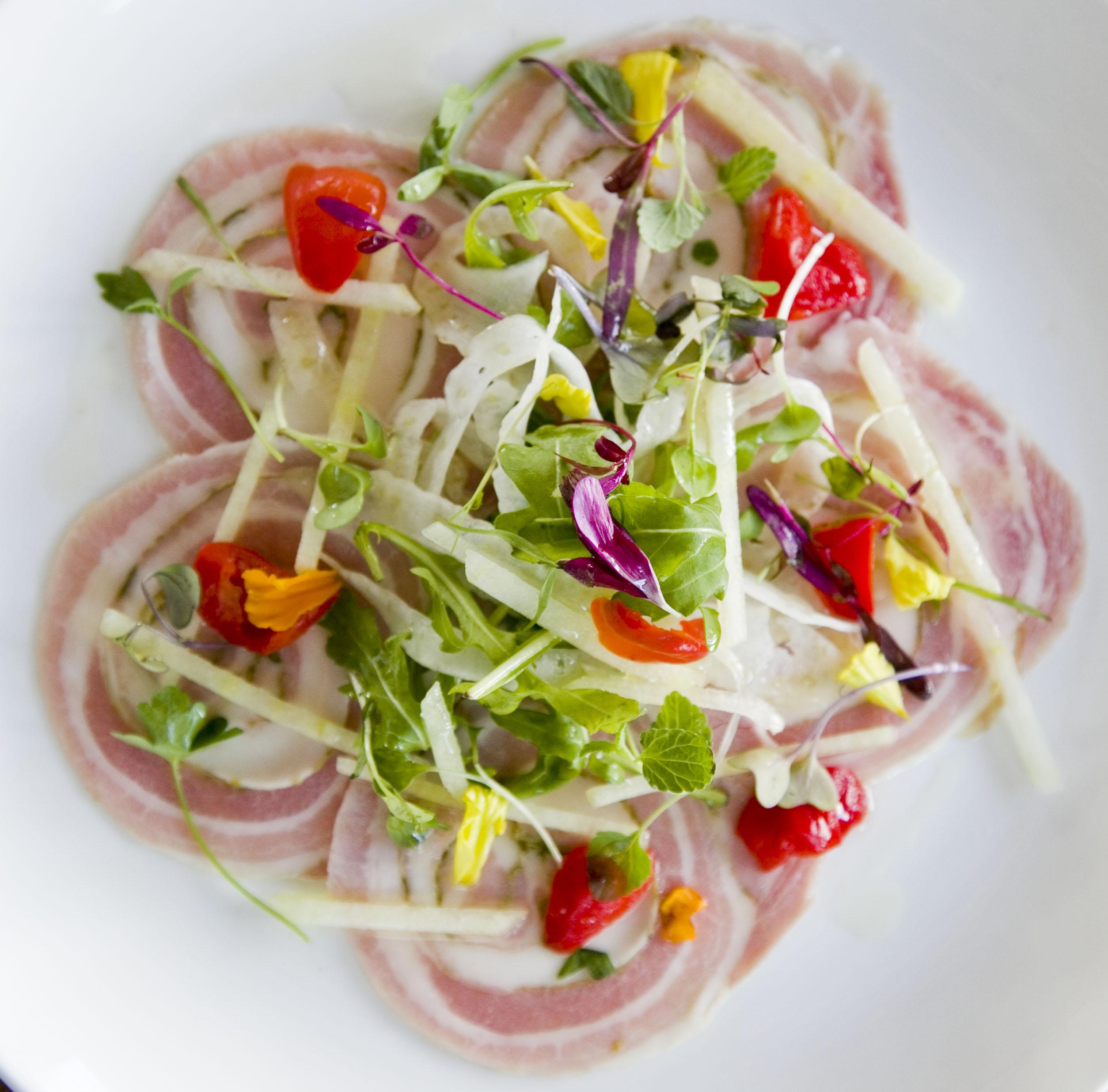 Catch Cayman Salad