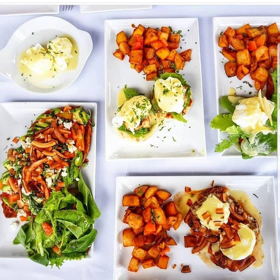 Cayman Cabana Food Dishes