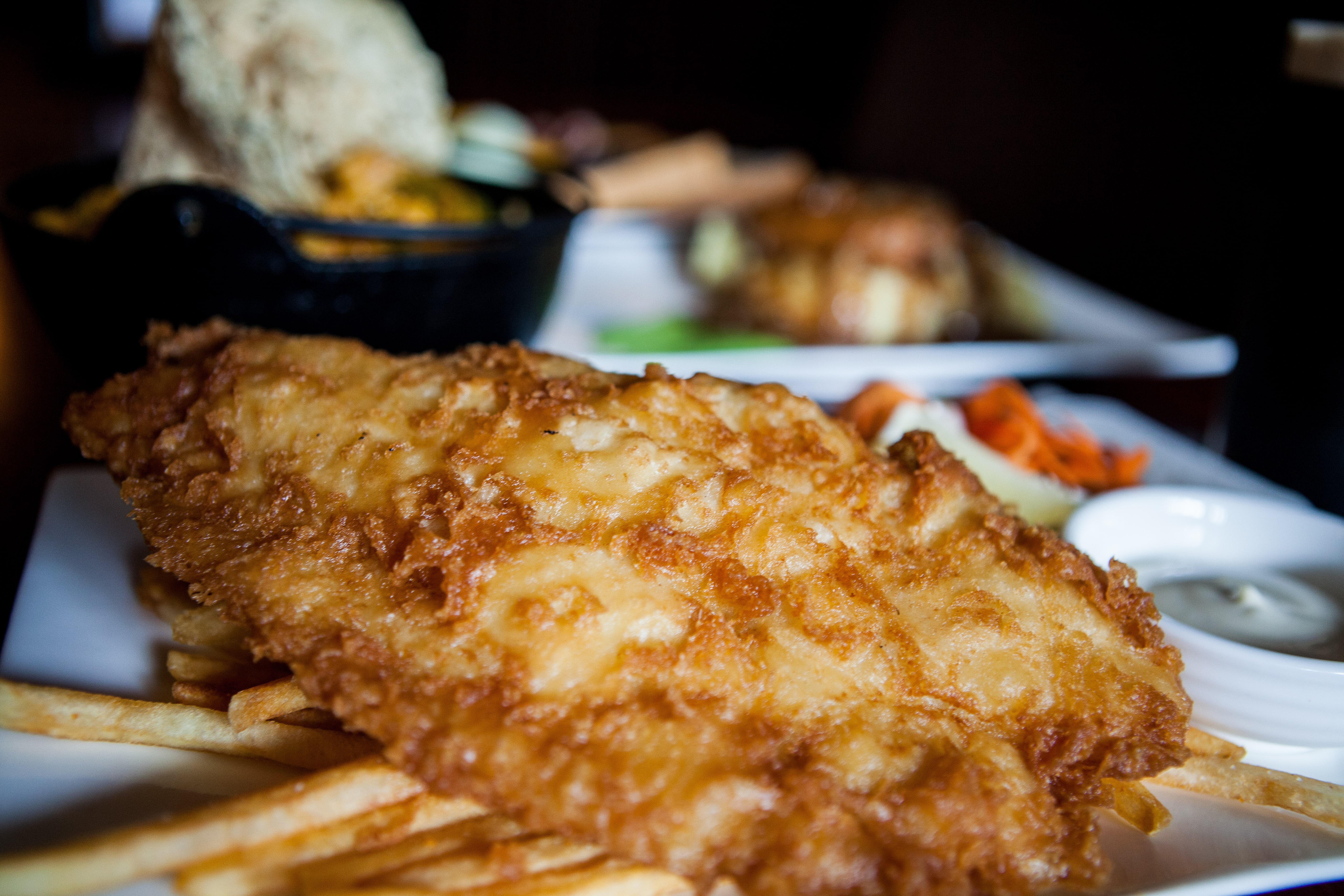 Fidels Cayman Fish and Chips