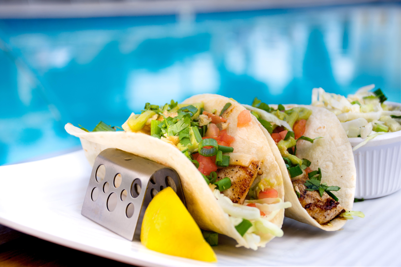 Sunshine Grill Cayman Tacos
