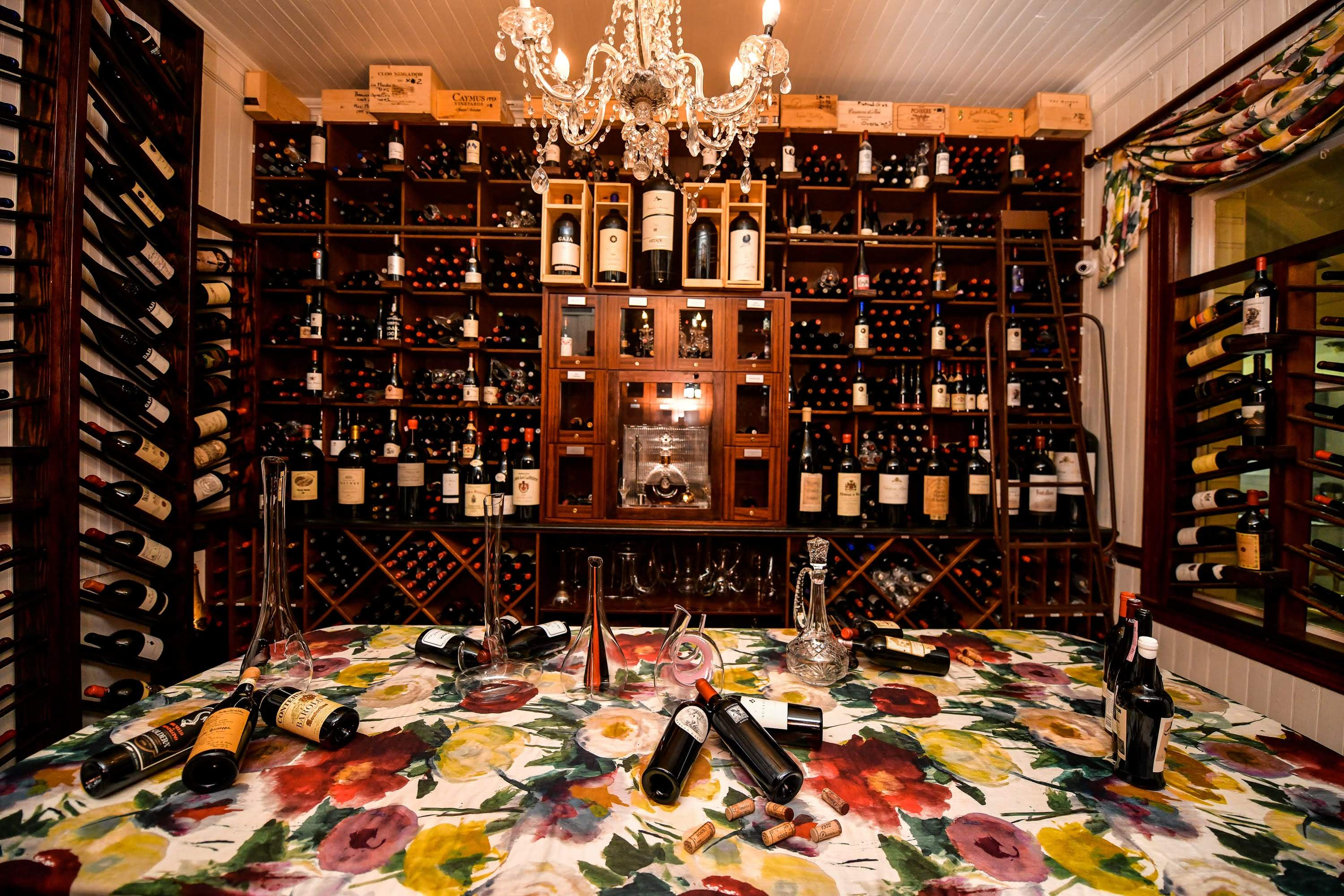 Grand Old House Wine Collection