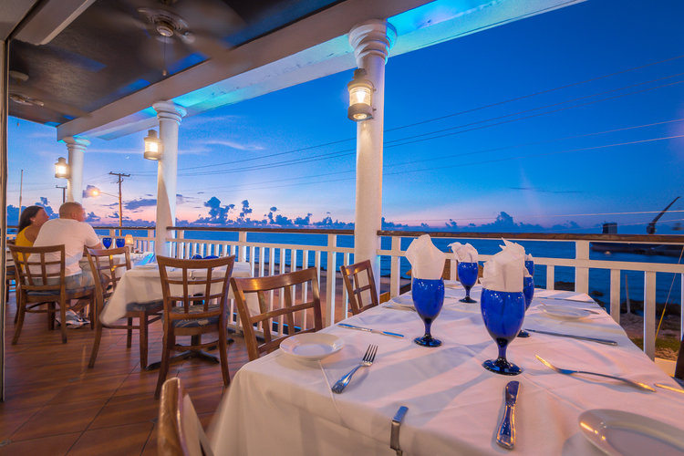 Guy Harvey Balcony Tables and Chairs