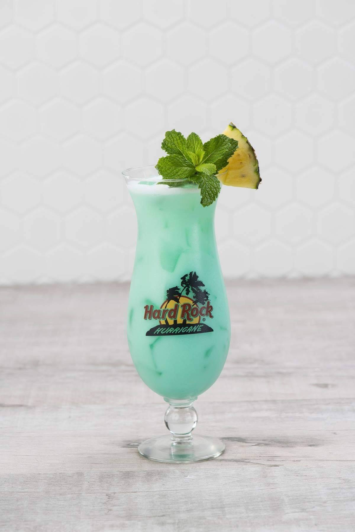 Hard Rock Cafe Hurricane Drink