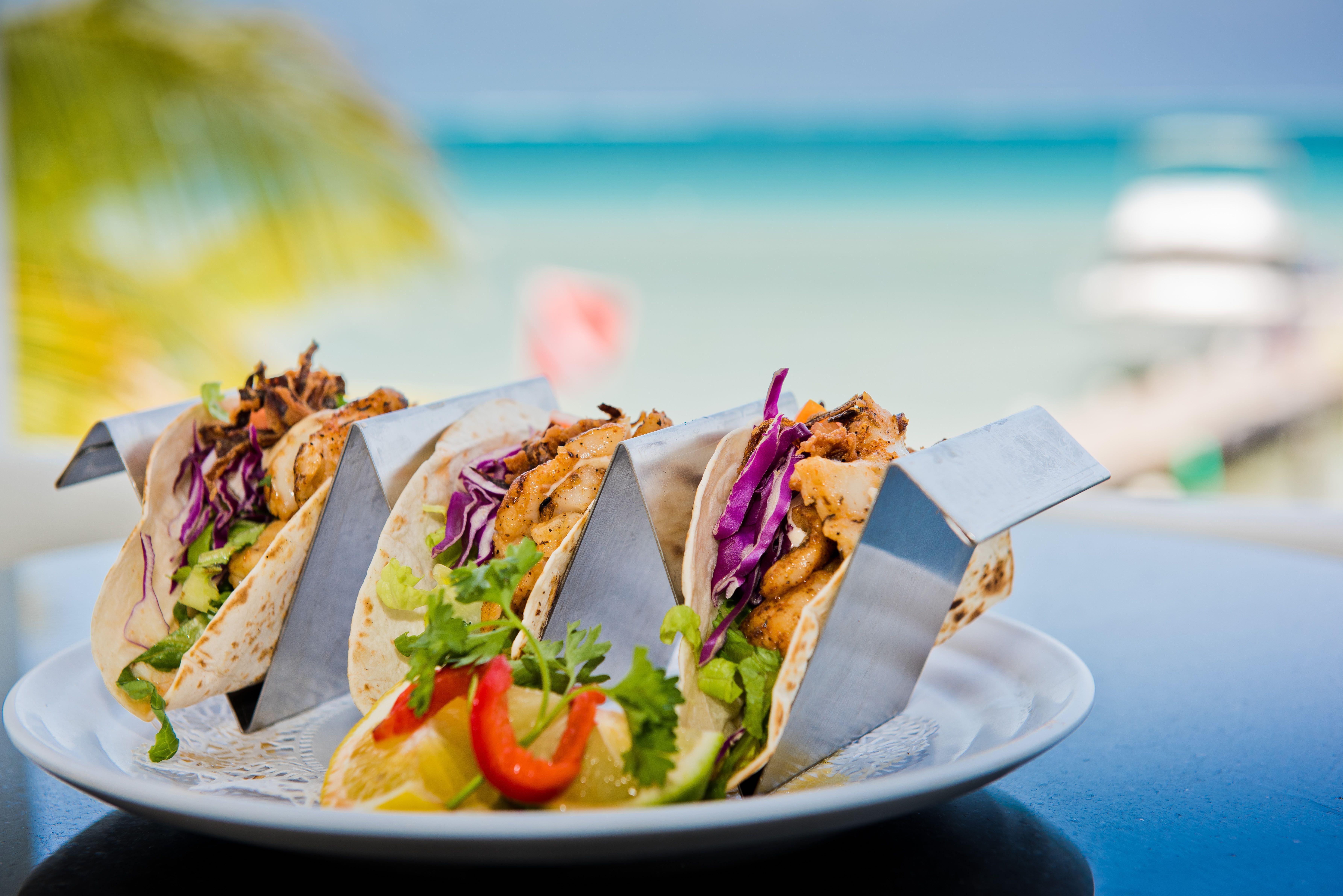 Eagle Rays Tacos Ocean View