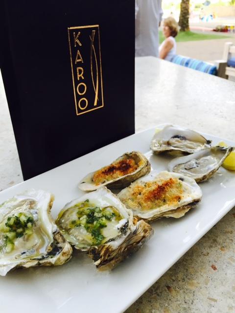 Karoo Cayman Oysters