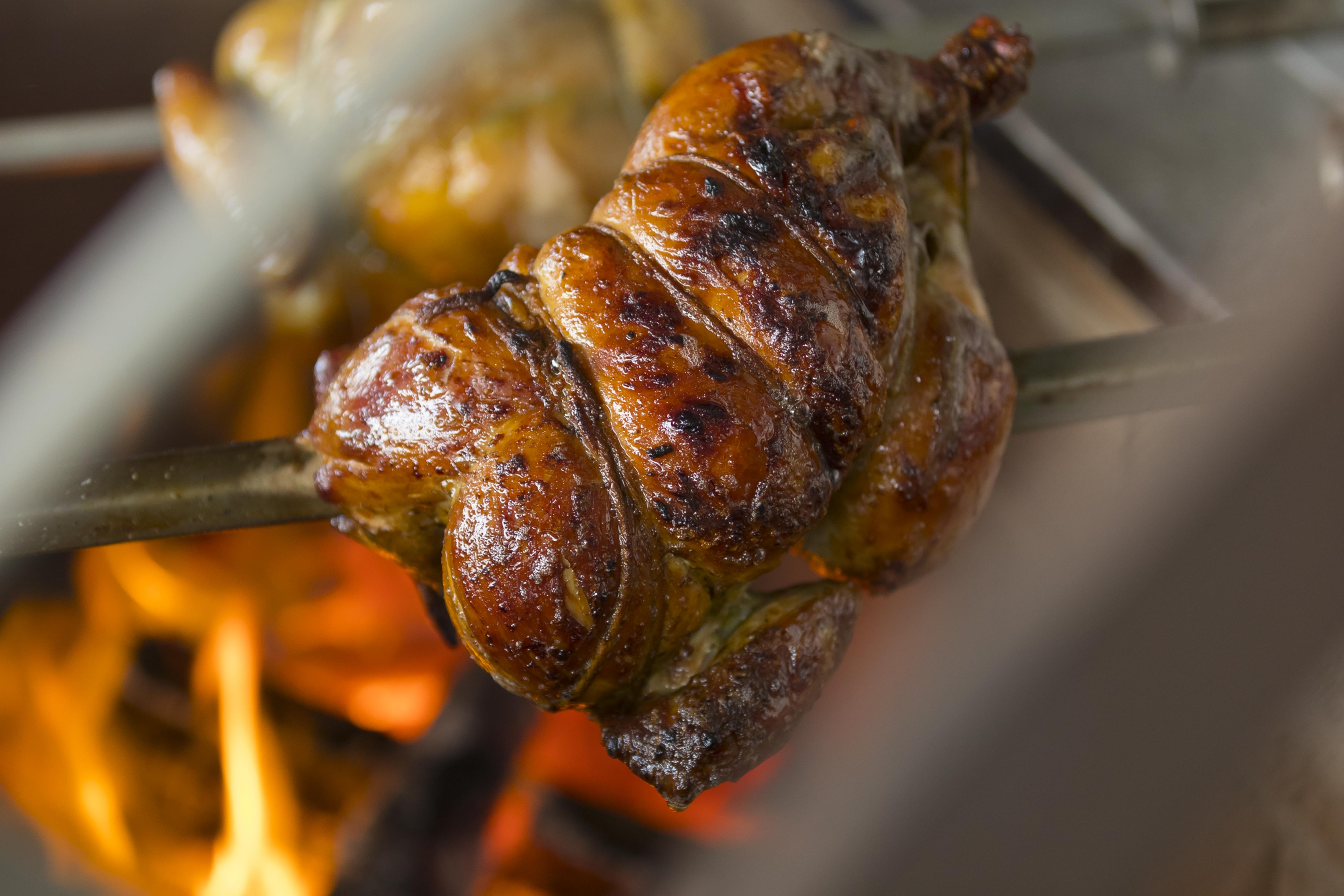 Caboose Cayman Rotisserie Chicken