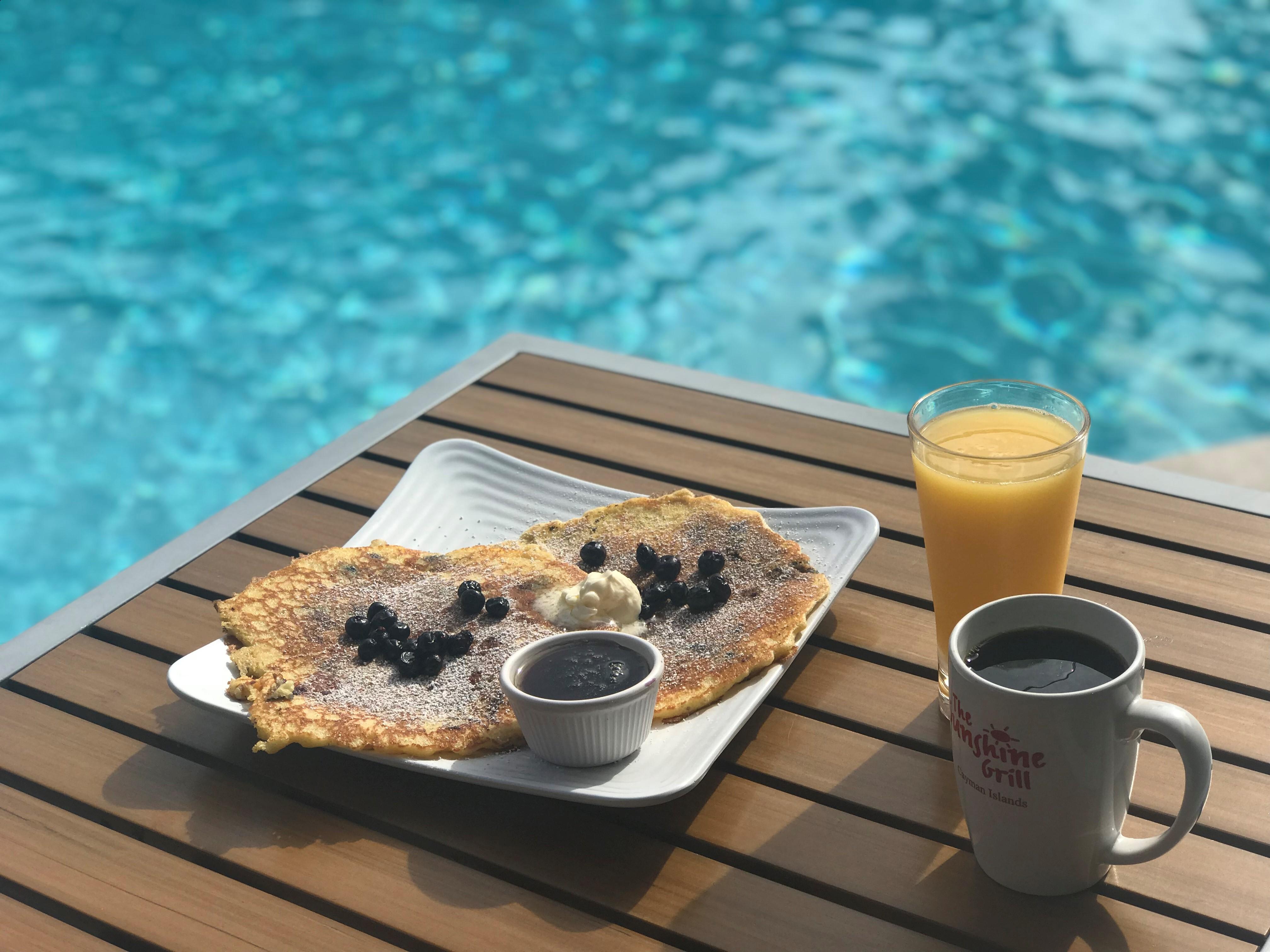 Sunshine Grill Breakfast Pancake