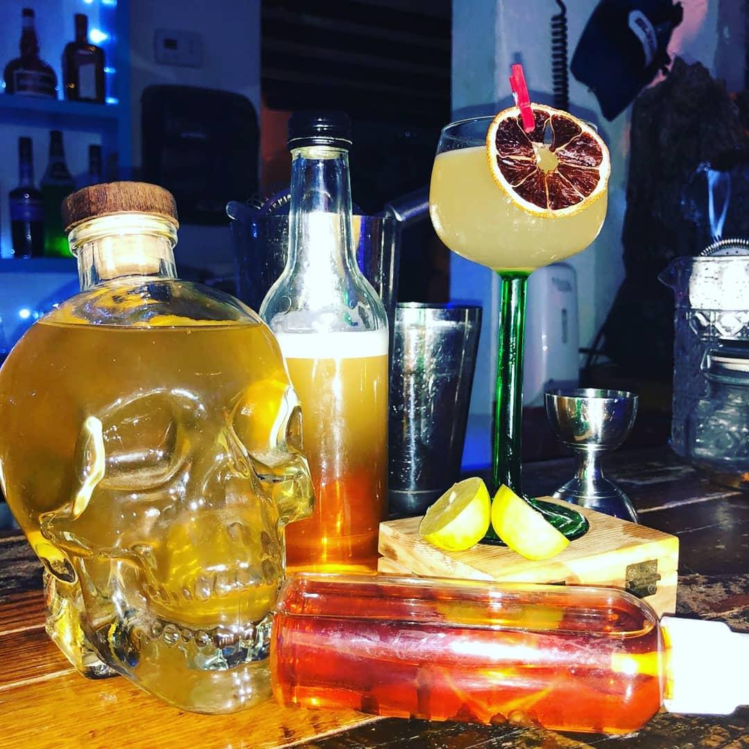 Lodge Cayman Cocktails