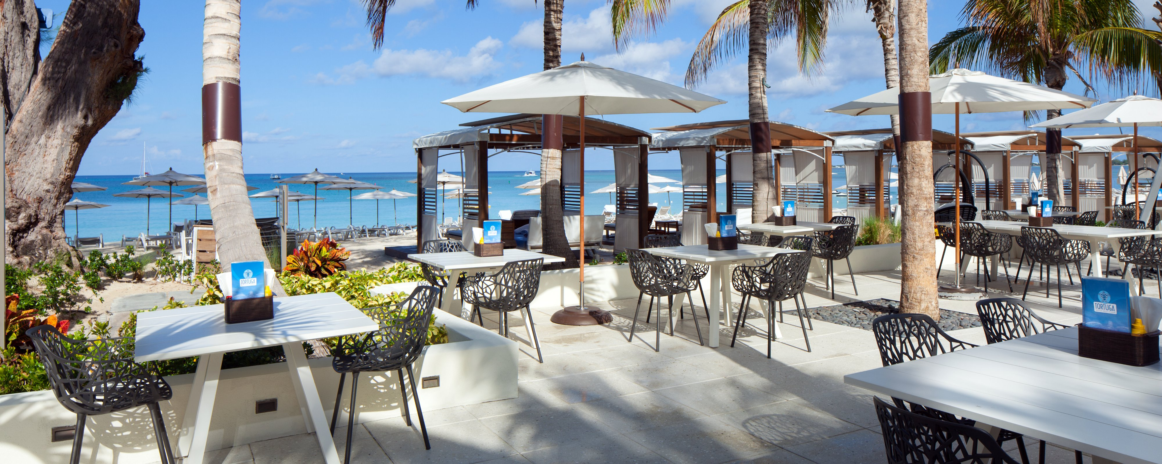 Tortuga Cayman Outside Patio